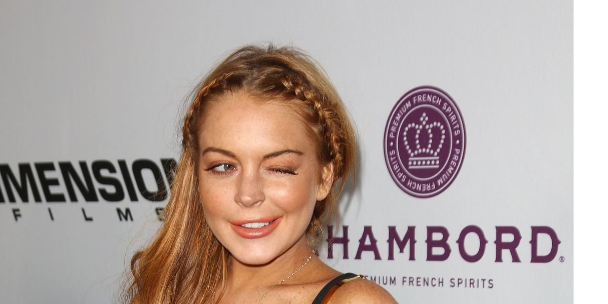 aa435a4b Lohan: 27 shock moments for her 27th