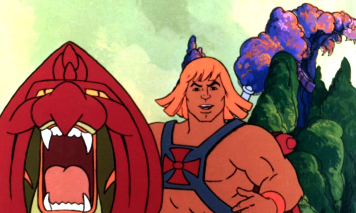 He Man Thundercats 80s 90s Cartoons