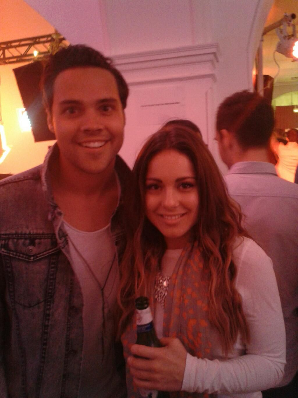 Je spencer dating louise