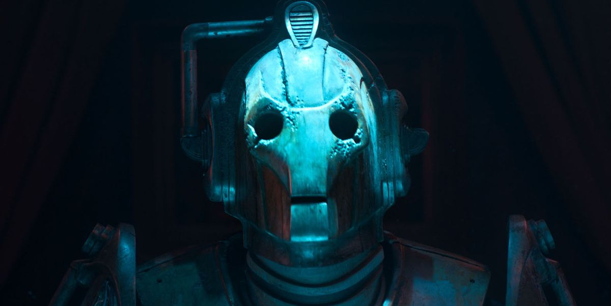 Doctor Who's Lone Cyberman reveal sets up the season 12 finale