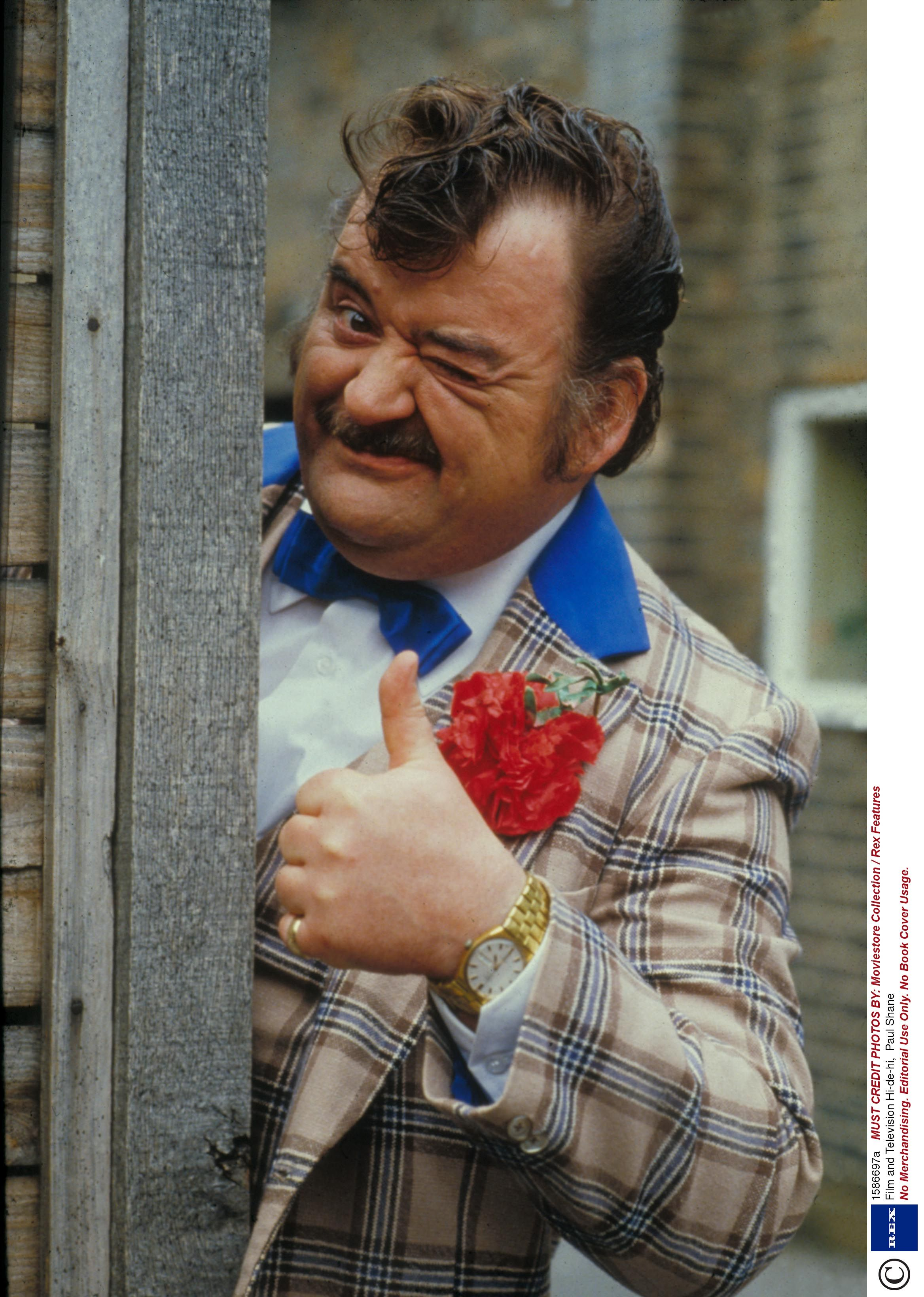Hi-de-Hi!' star Paul Shane dies, aged 72