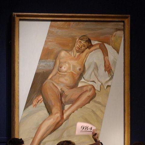 Human, Cheek, Human leg, Art, Chest, Modern art, Knee, Artwork, Visual arts, Paint,