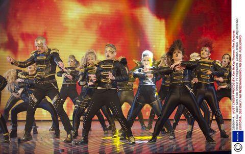Britain S Got Talent Semi Final 2 As It Happened