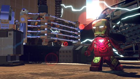 Lego Marvel To Launch With Xbox One