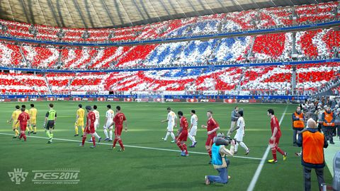 PES 14': No next-gen, Vita, 3DS release