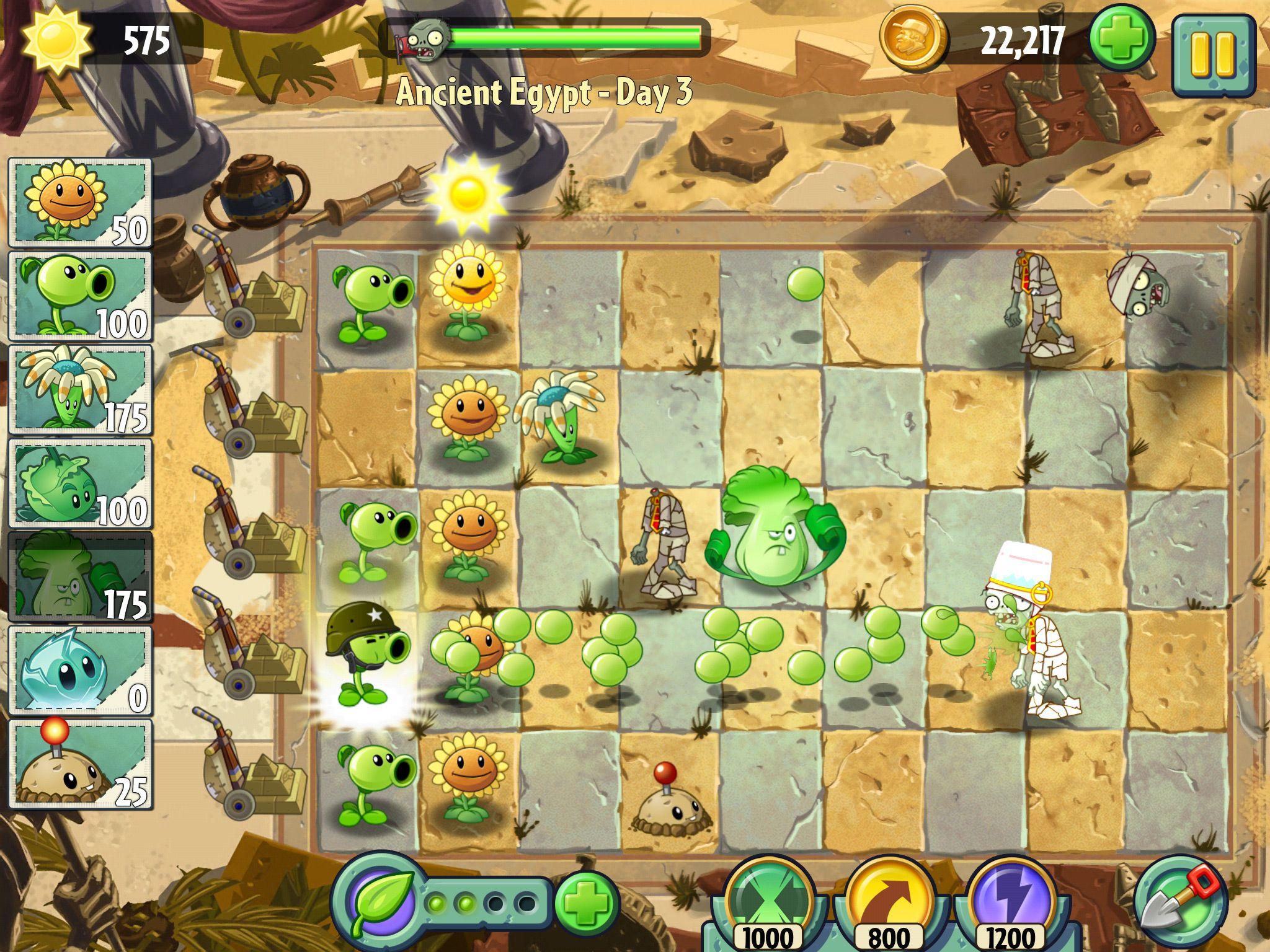 Plants vs  Zombies 2 reviewed