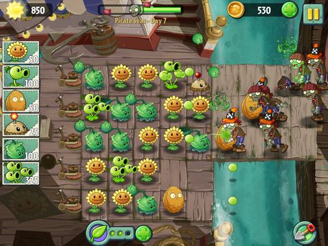 pvz 2 free in app purchases android