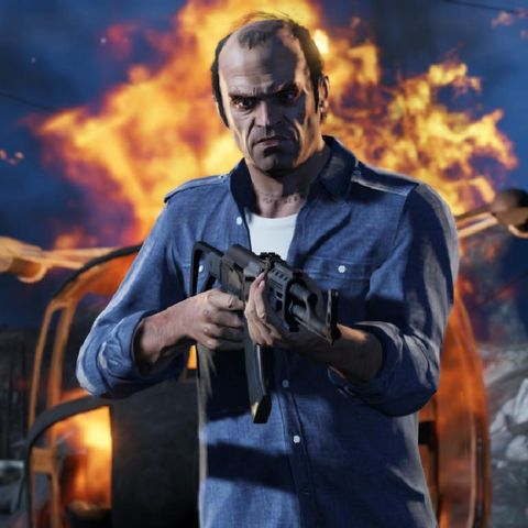 GTA 5: Rockstar