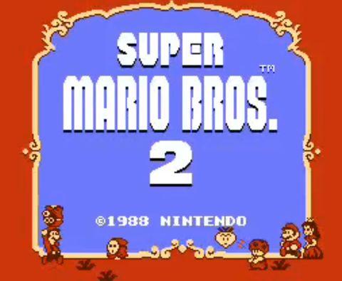 Super Mario Bros 2' revisited