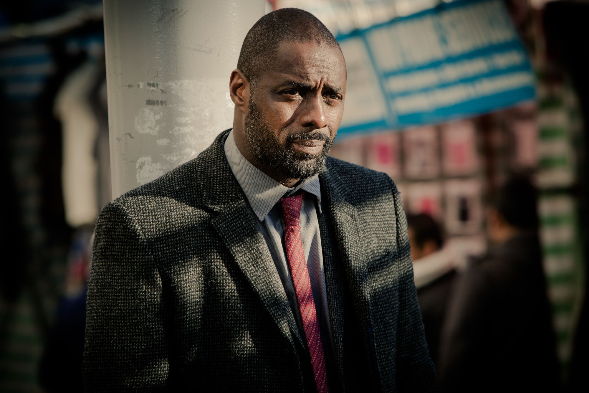 Idris Elba 'keen on Inbetweeners 2 role'