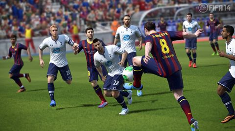 8ae0445c003 FIFA 14  downloaded by 26m mobile users