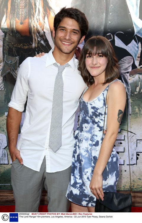Tyler posey dating co star
