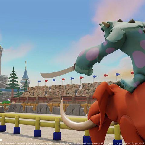 Animation, Finial, Fictional character, Spire, Elephants and Mammoths, African elephant, Steeple, Animal figure, Elephant, Toy,