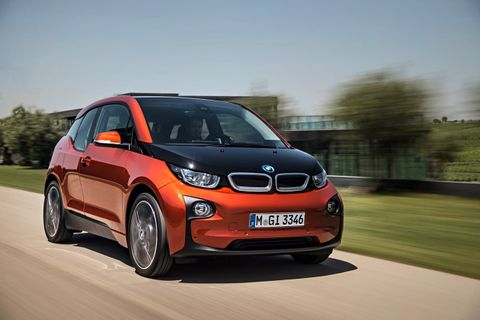 Bmw I3 Electric Car Launched