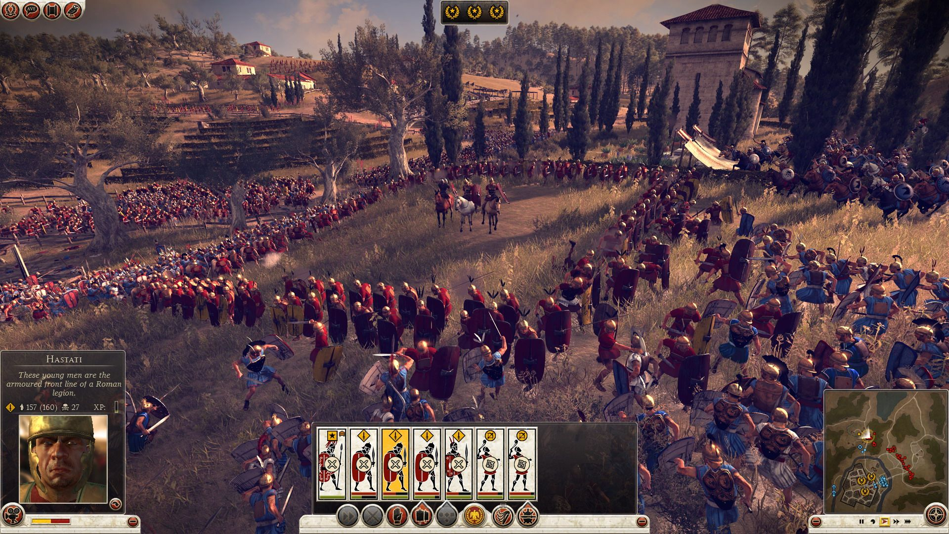 Total War: Rome 2' multiplayer detailed