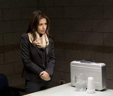 Person of Interest star in shock departure