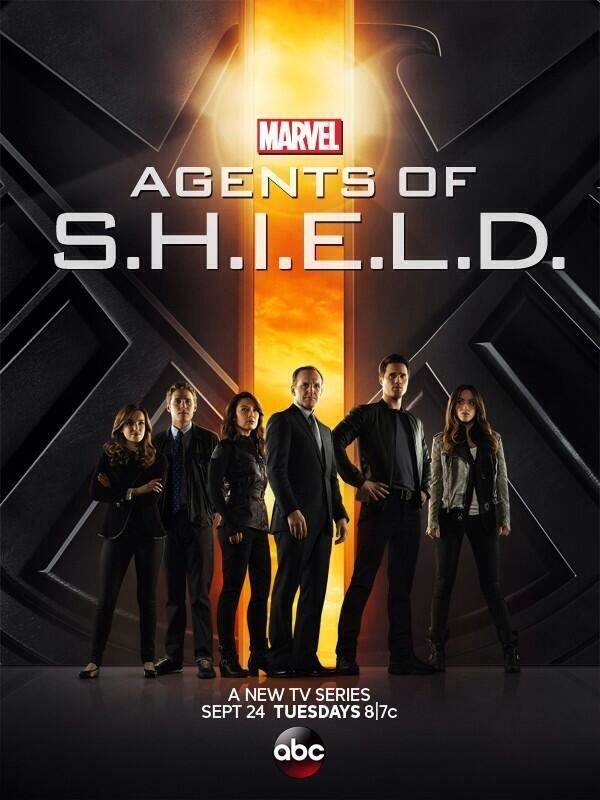 Agents of SHIELD gets UK premiere date