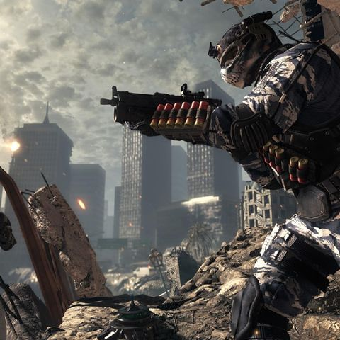 Call of Duty: Ghosts multiplayer hands-on Ghosts Maps on