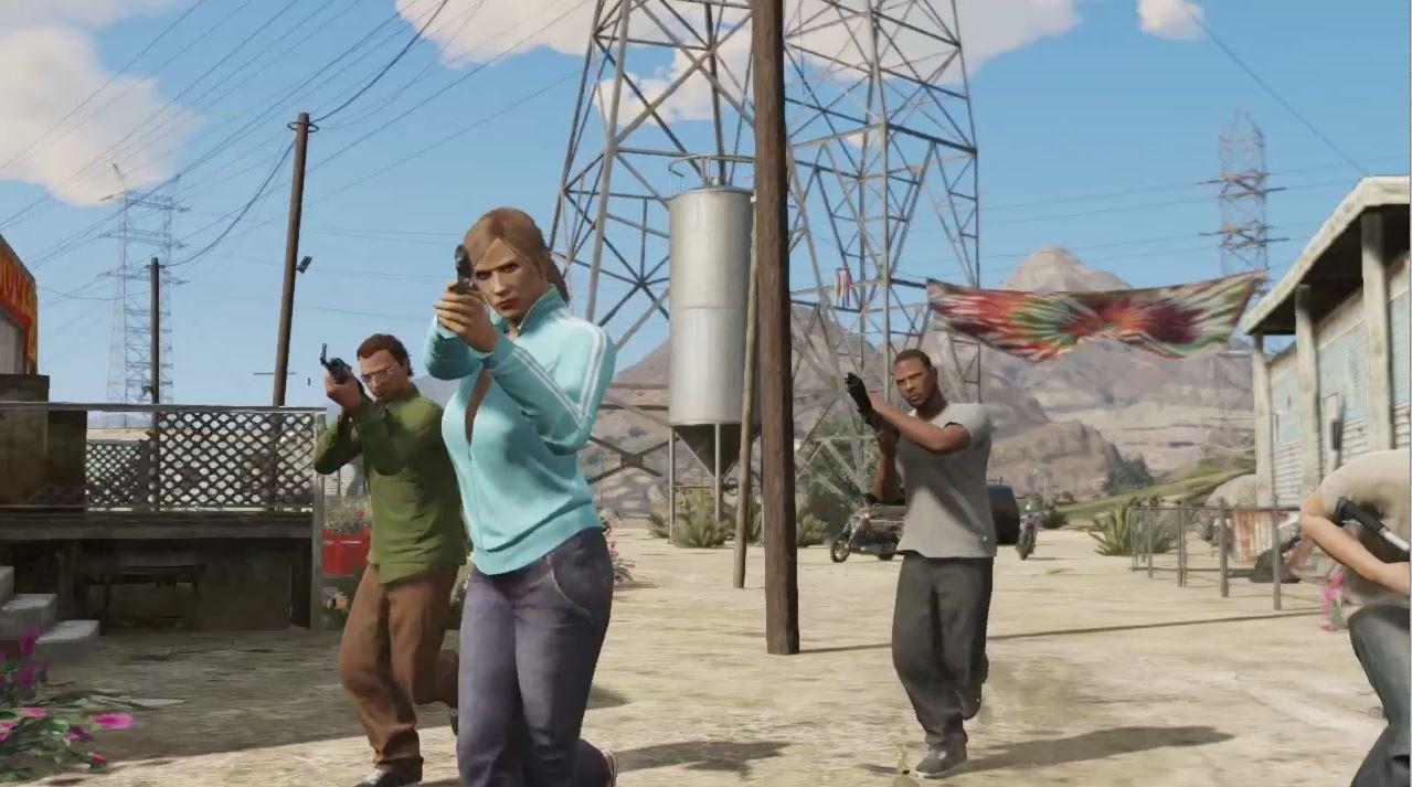 GTA Online' free cash coming this week