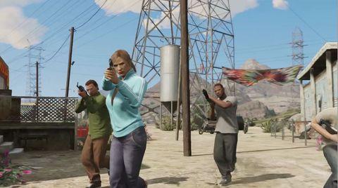 GTA Online' investigating lost progress