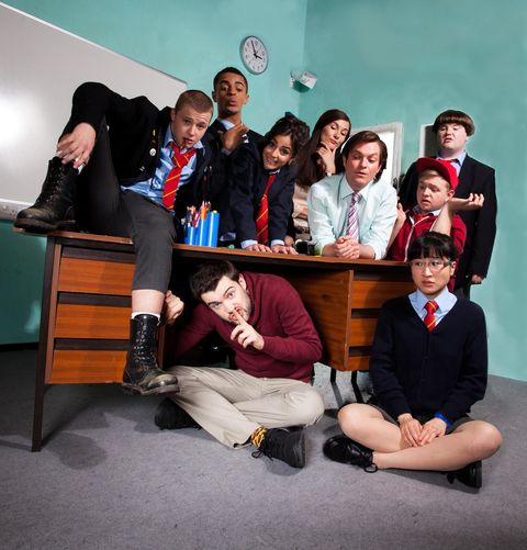 Bad Education First Series Two Pictures