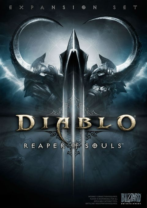 Diablo 3: Reaper of Souls gameplay trailer