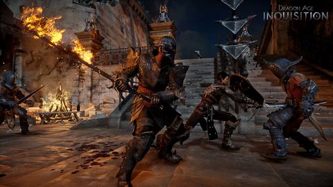 New Dragon Age for EA Access members first