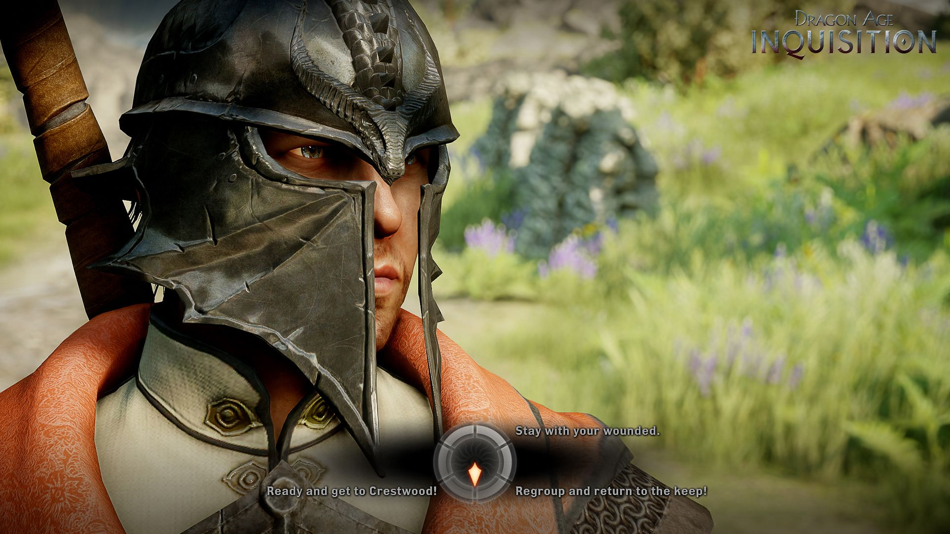 dragon age inquisition key of the red templar