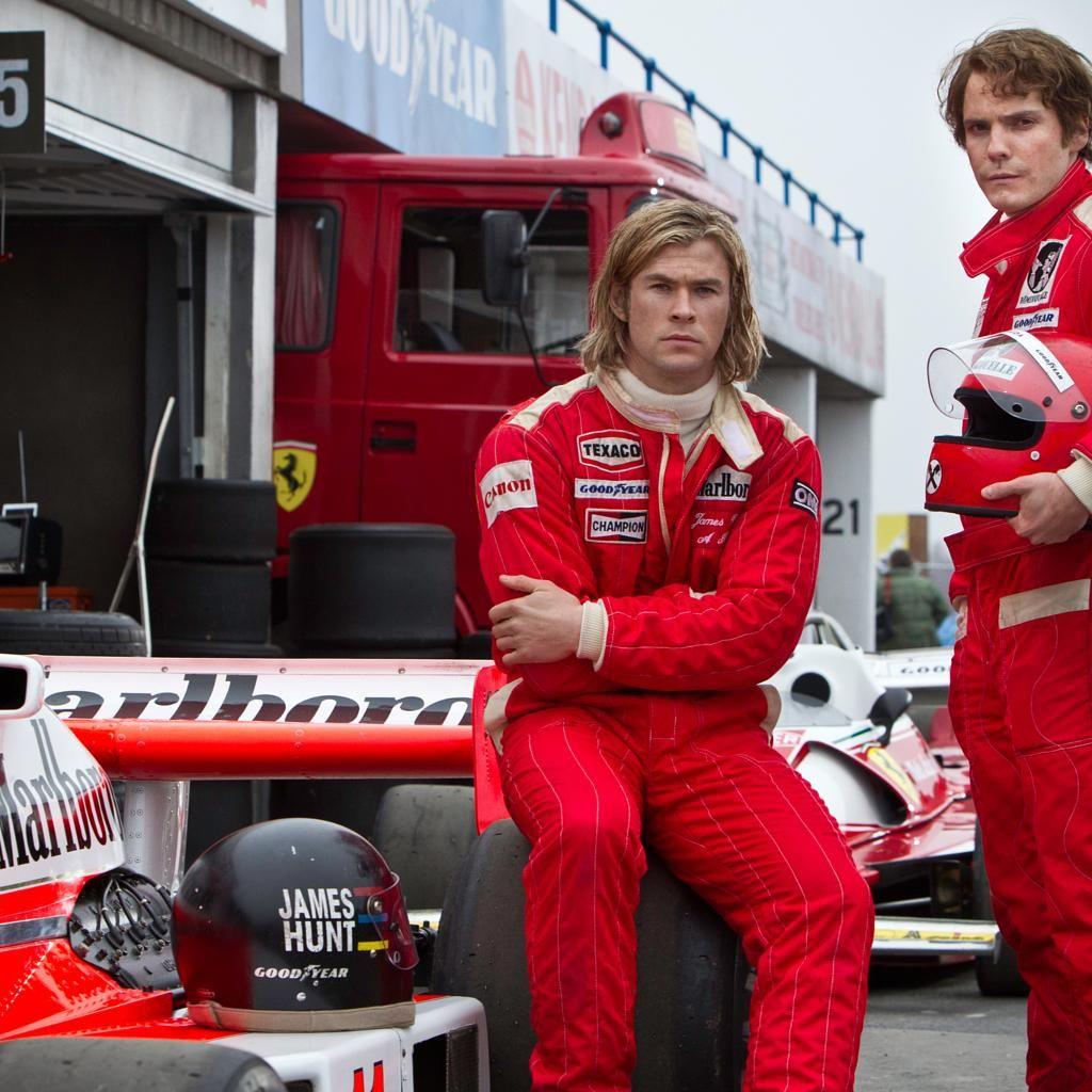 How Rush recreated the danger of 1970s Formula 1, without the danger