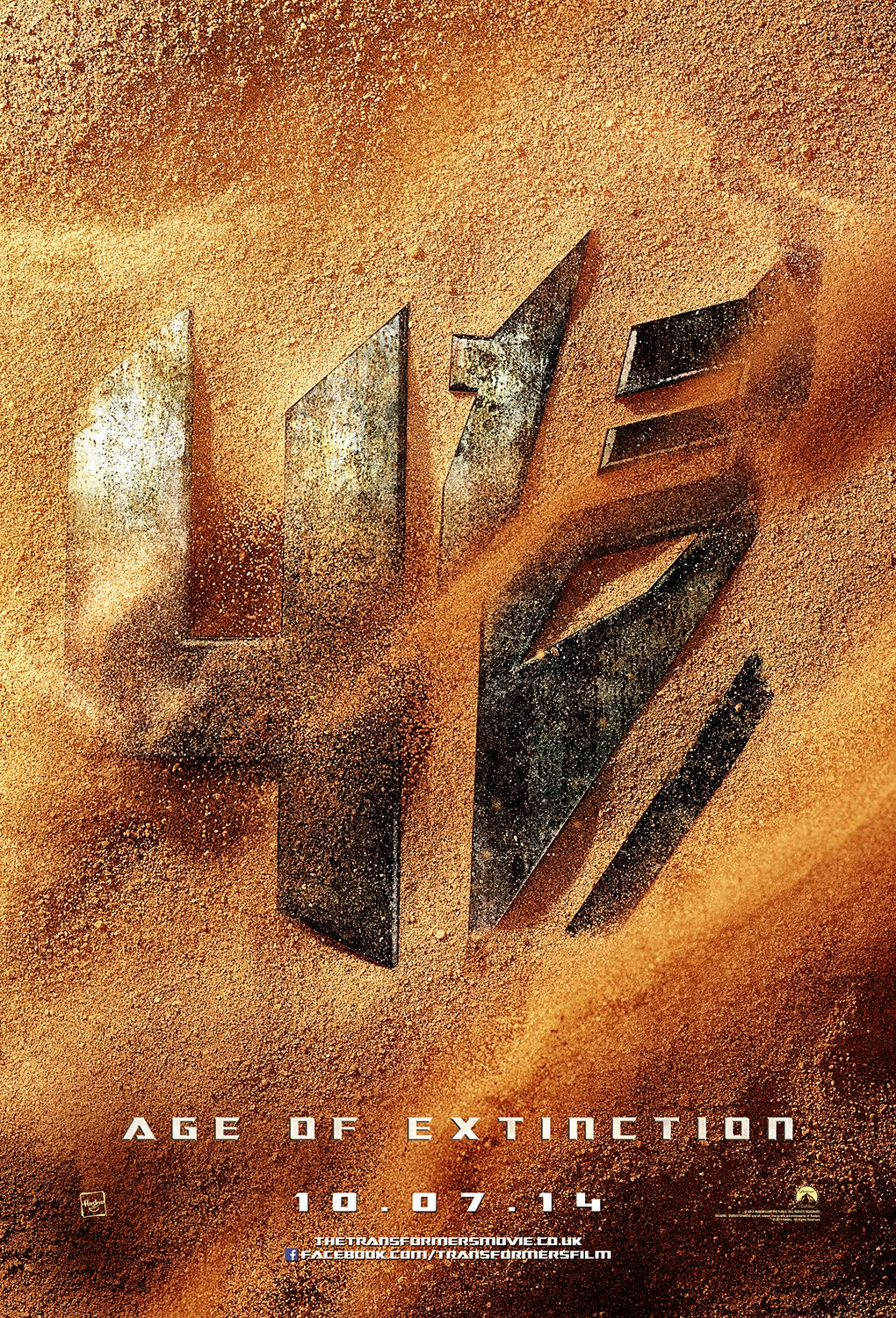 Transformers 4' title revealed