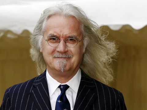 Billy Connolly given cancer all-clear
