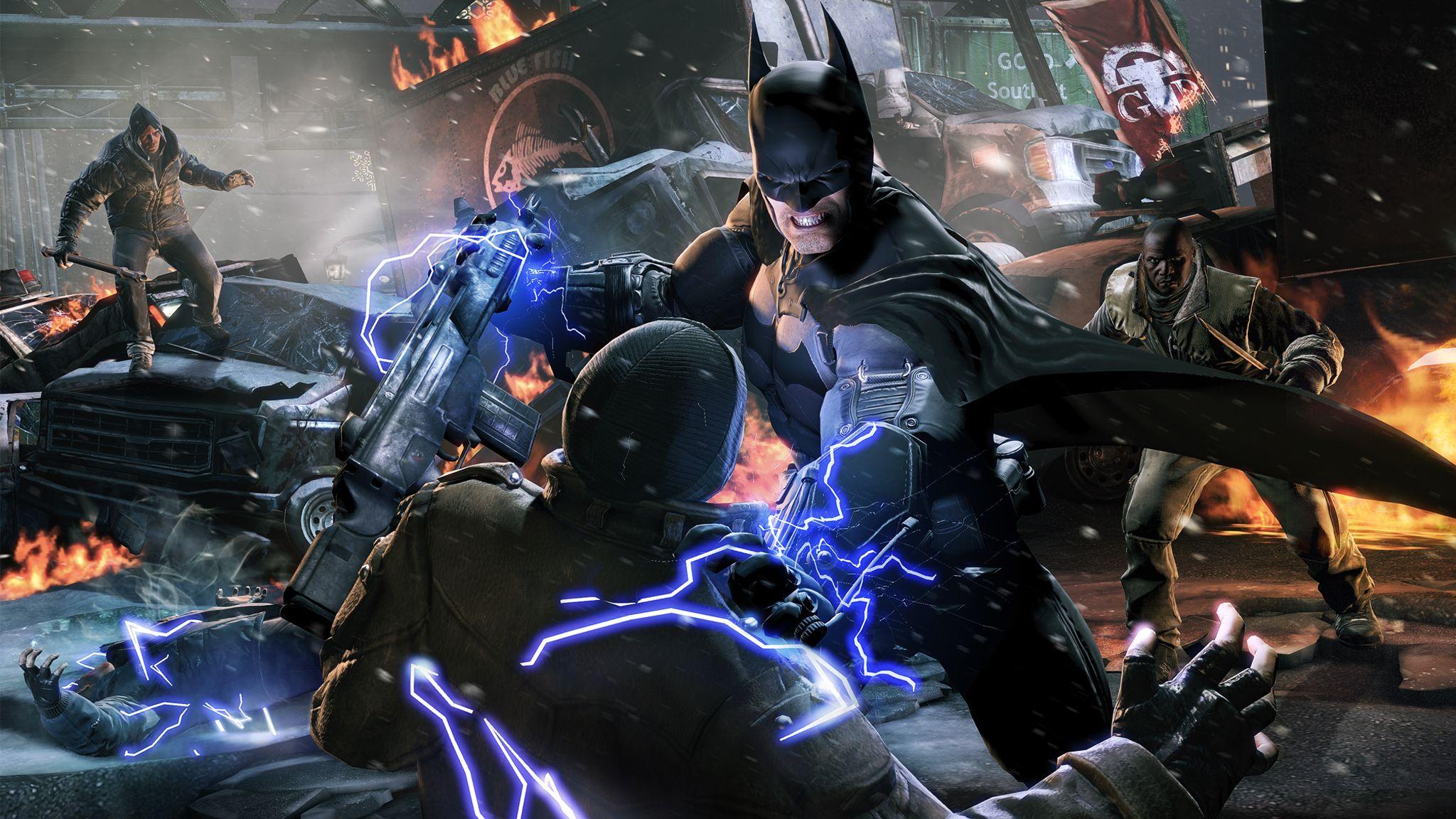Batman: Arkham Origins' preview