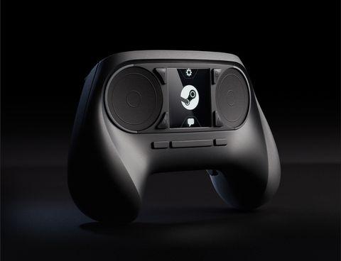 Valve announces Steam Controller