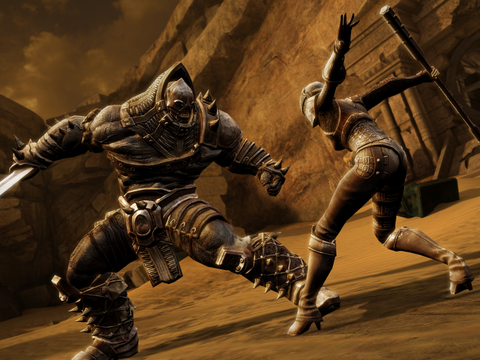 Infinity Blade Saga outed for Xbox One?