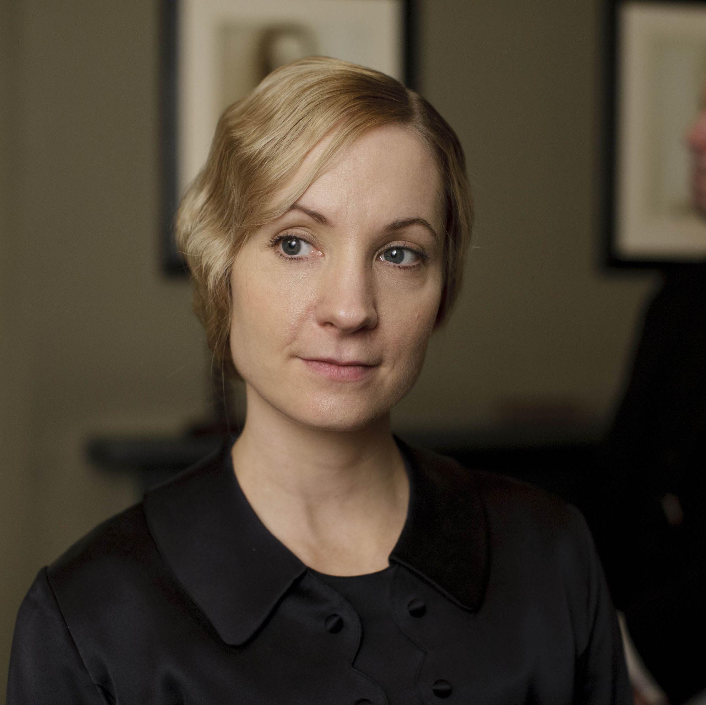 """Downton Abbey star Joanne Froggatt teases the movie will be full of """"romance"""" and """"intrigue"""""""