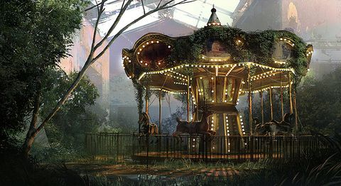 The Last Of Us Dlc Plans Announced - Last-of-us-dlc-maps