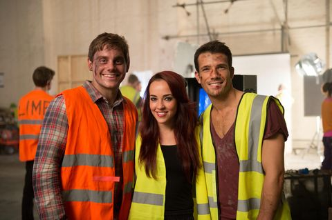 Hollyoaks' Will actor talks Blast week