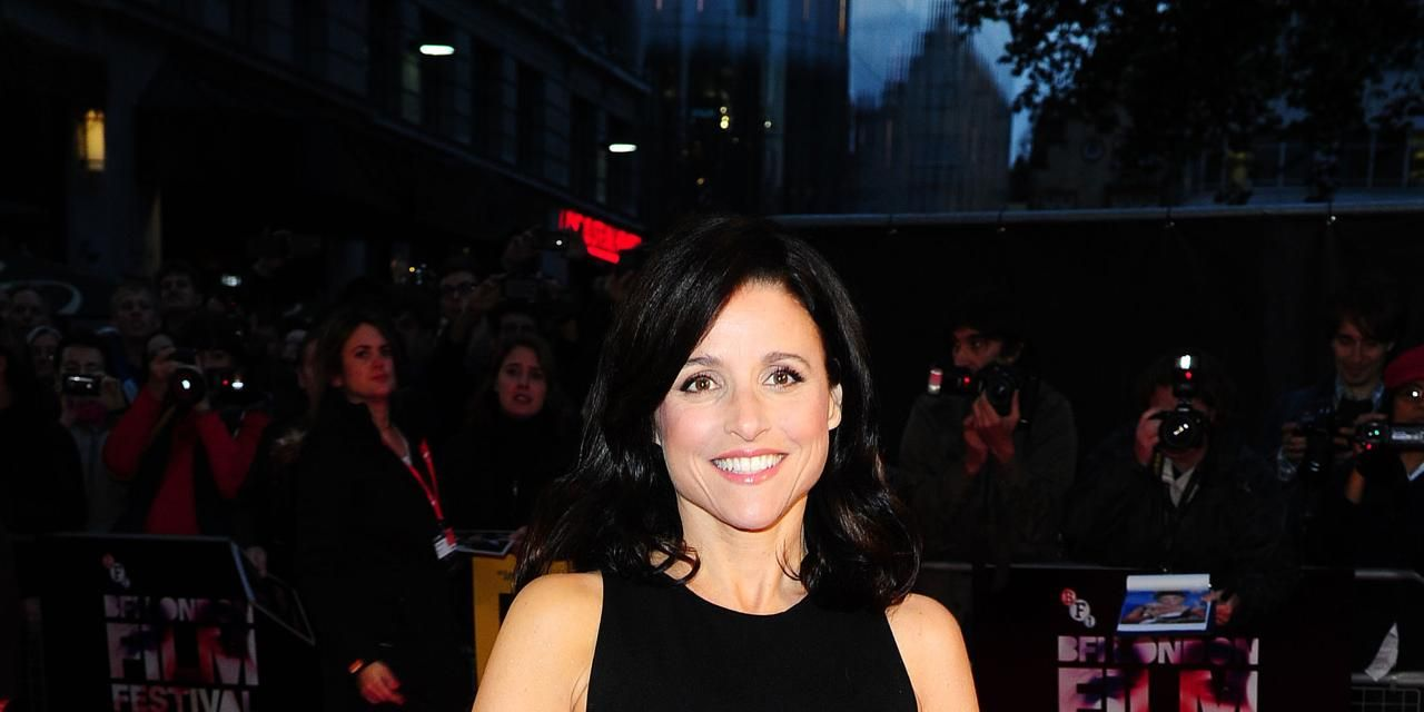Julia Louis Dreyfus Ever Been Nude julia louis-dreyfus braves 'clown sex' for nude magazine