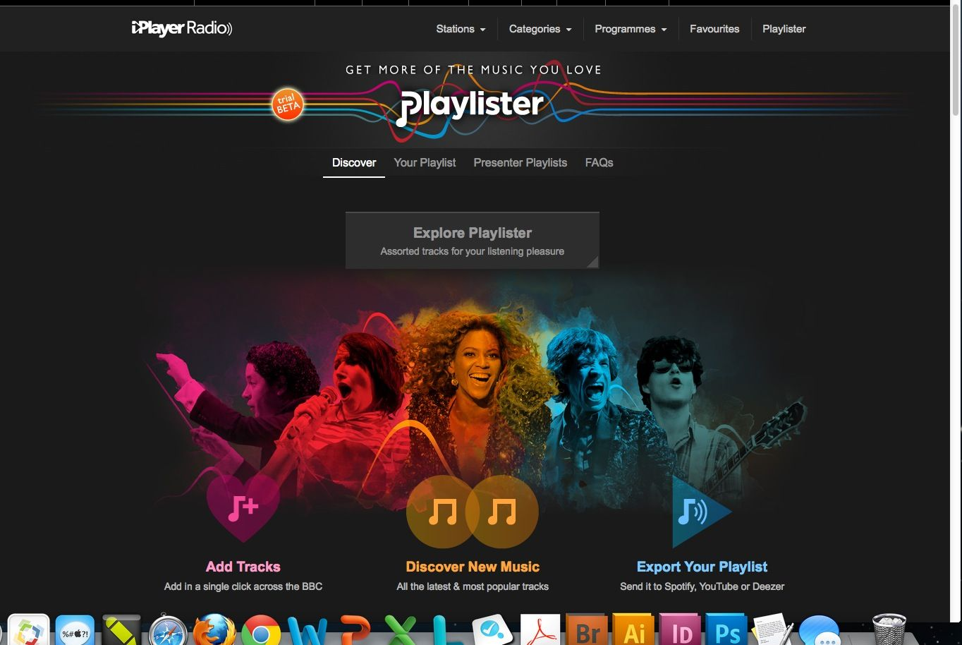 BBC Playlister: How does it work?