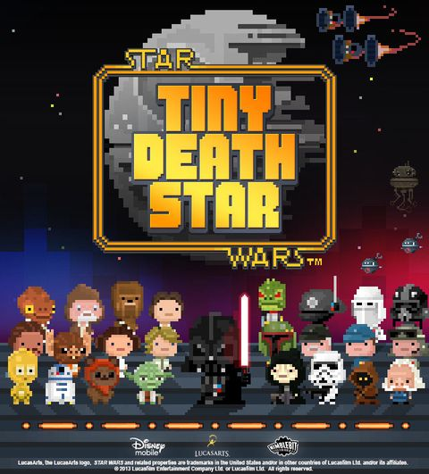 Tiny Death Star coming to iOS, Android