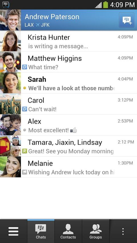 BBM app to add free voice calls in 2014