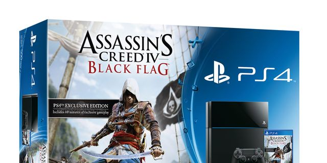 Assassin S Creed 4 Ps4 Bundle Revealed