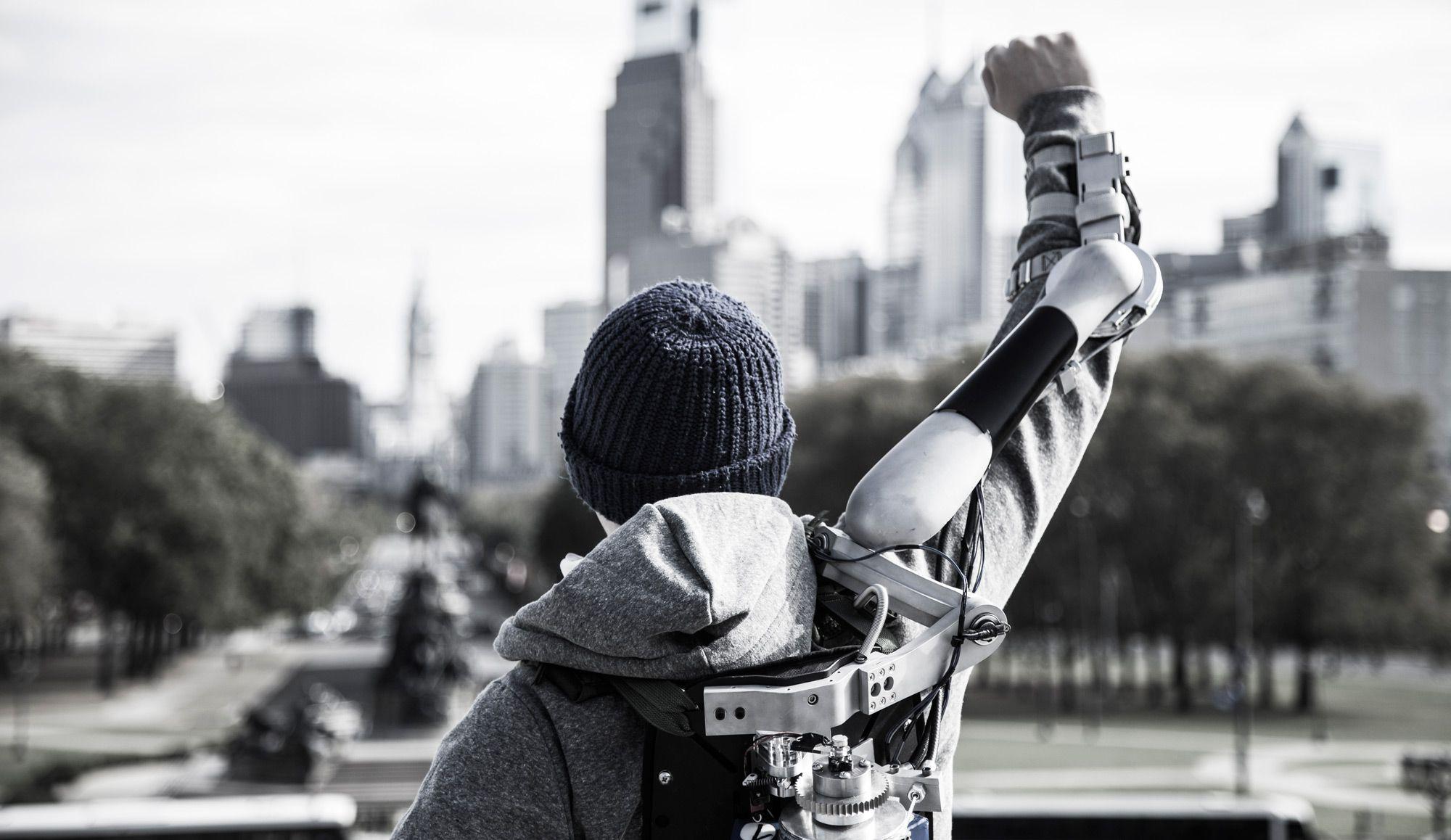 Robotic arm wins James Dyson Award