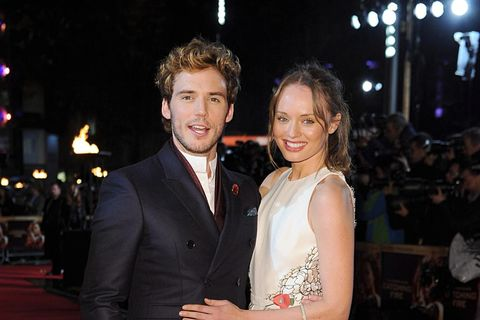 Peaky Blinders' Sam Claflin splits from Guardians of the Galaxy star wife