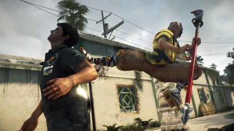 Dead Rising 3 Dlc For Christmas Launch