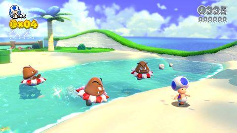 Mario 3D World' Wii U bundle revealed