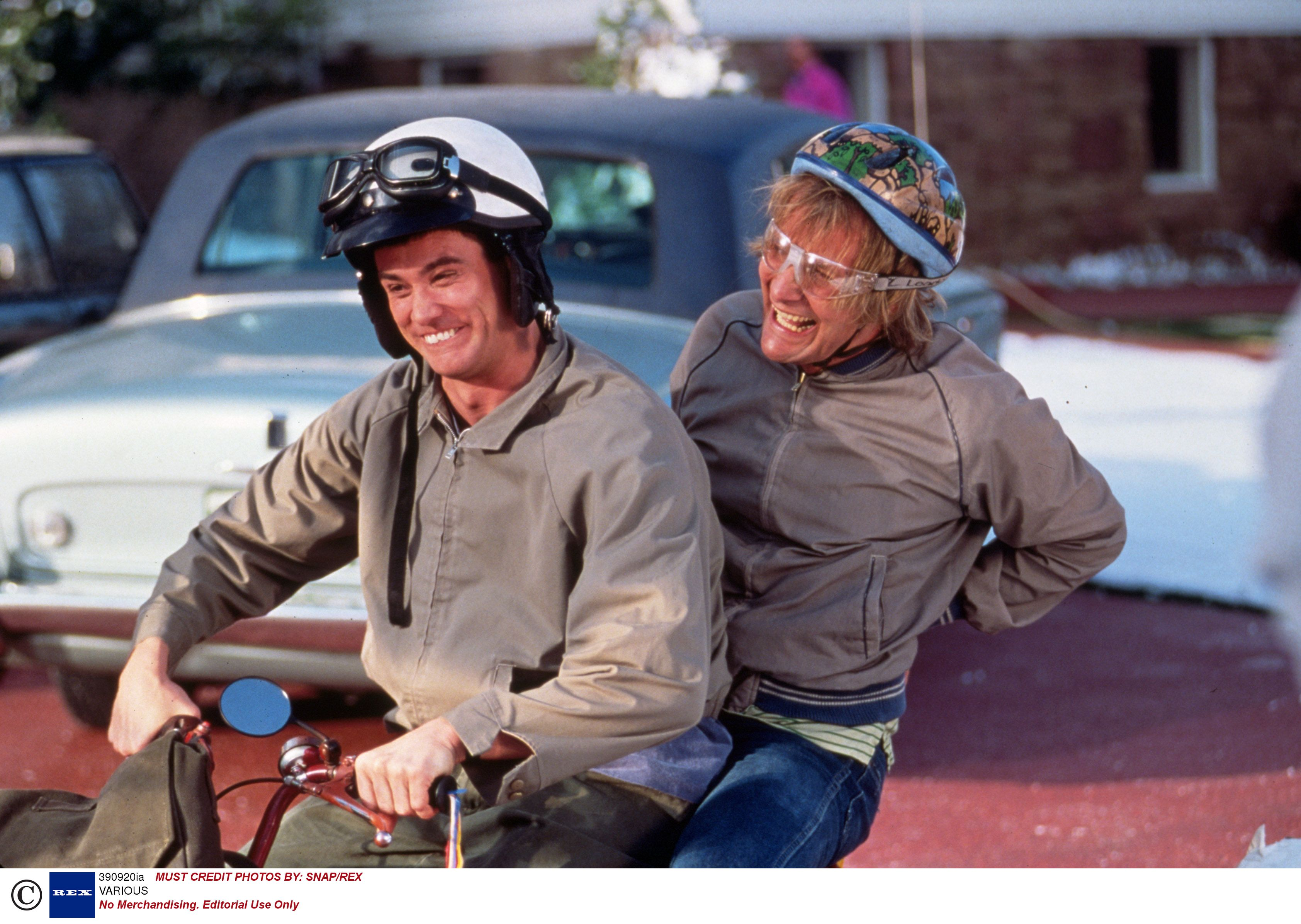 13 funniest Dumb and Dumber moments