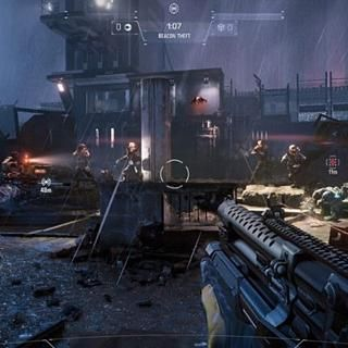 Iron, Shooter game, Metal, Steel, Gas, Pc game, Machine gun, Machine, Action-adventure game, Video game software,