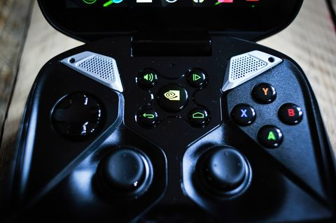 Nvidia Shield review - handheld PC gaming