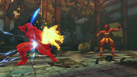 how to download ultra street fighter 4 ps4
